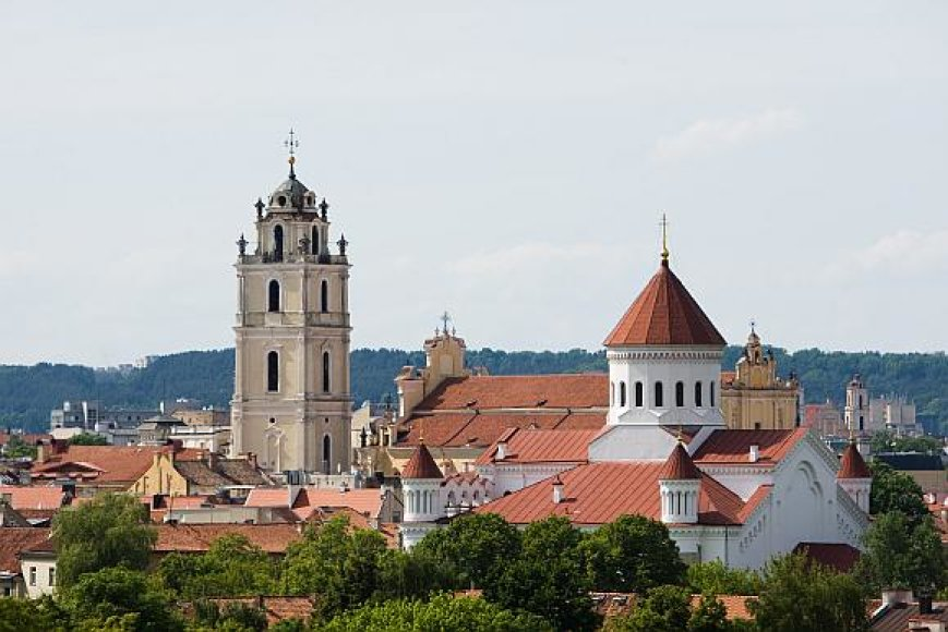 Vilniuje dirbs parlamentarai iš pusšimčio šalių.