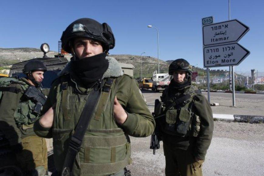 Izraelio kariai pradėjo žudikų medžioklę.
