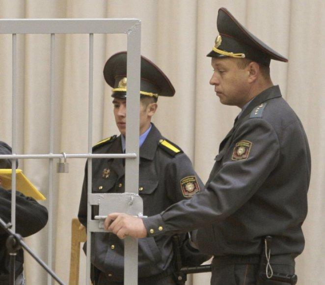 Baltarusijos milicininkai