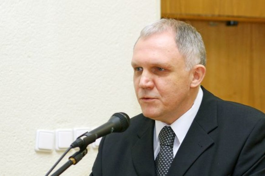 Policijos generalinis komisaras Vizgirdas Telyčėnas