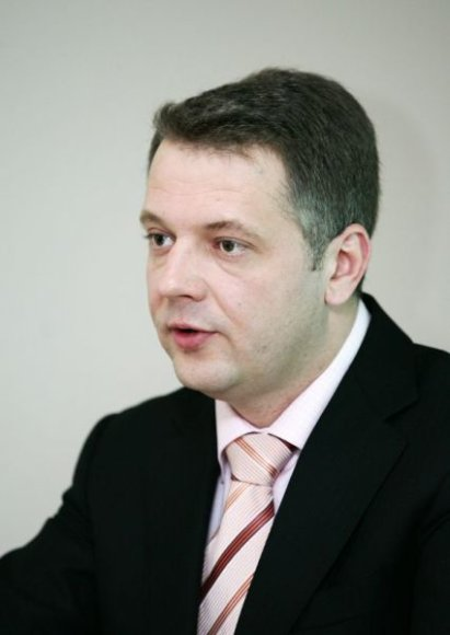 Seimo narys Eligijus Masiulis