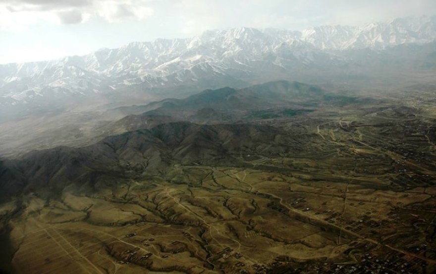 Afganistano kalnai