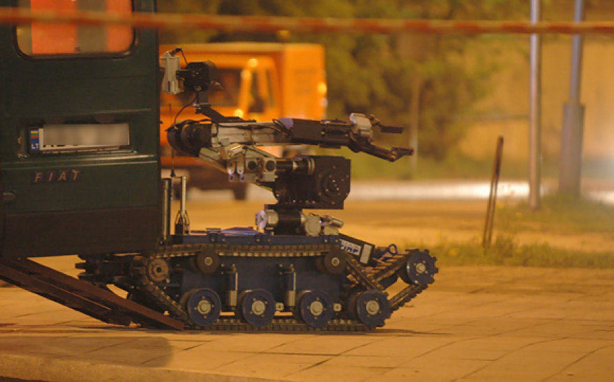 Išminuotojų robotas