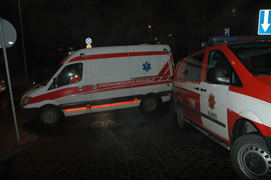 Greitoji pagalba ir ugniagesiai