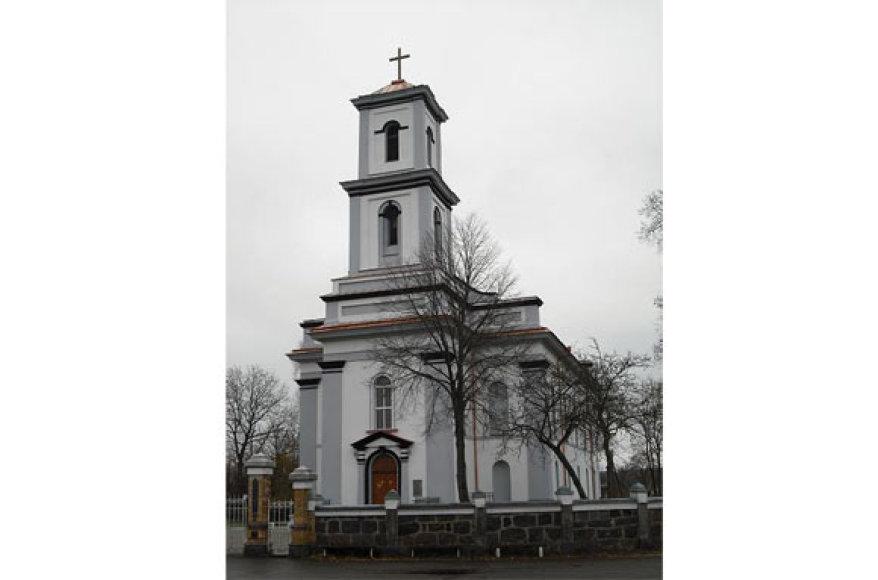 Nemenčinės Šv. Arkangelo Mykolo bažnyčia