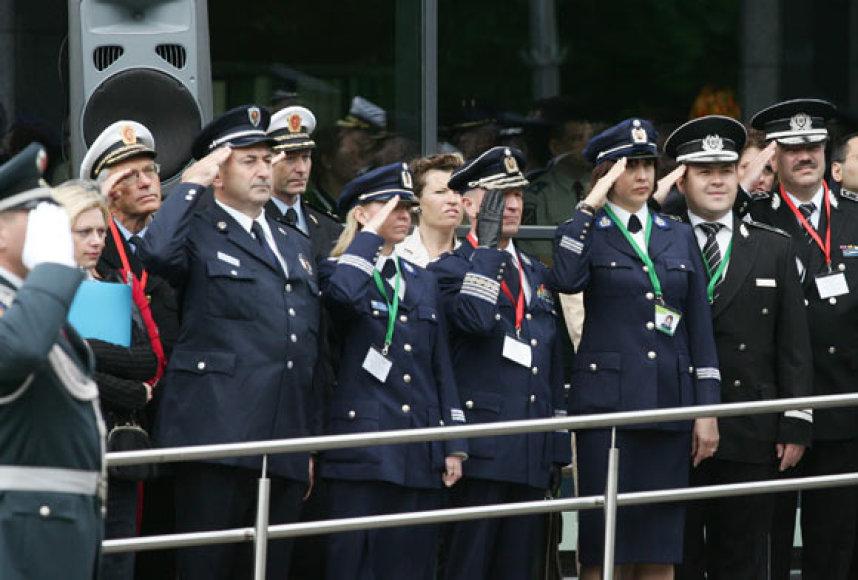 Europos sostinių policijos vadovų konferencija