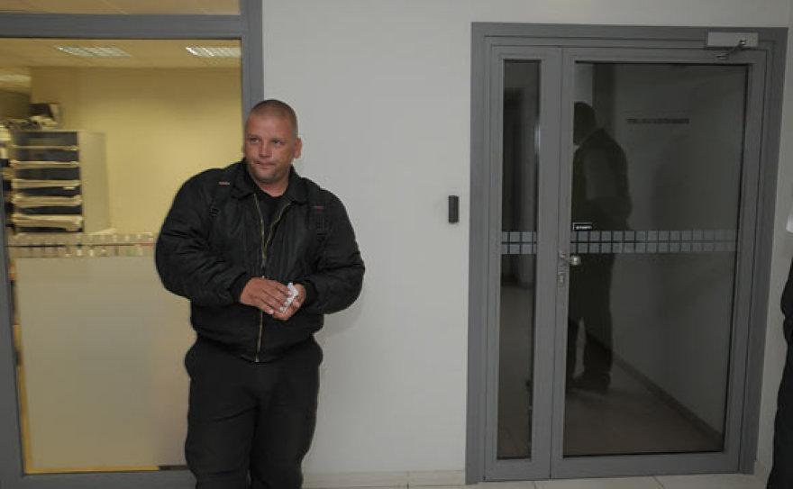 Vitalijus Keršis prieš komisijos posėdį