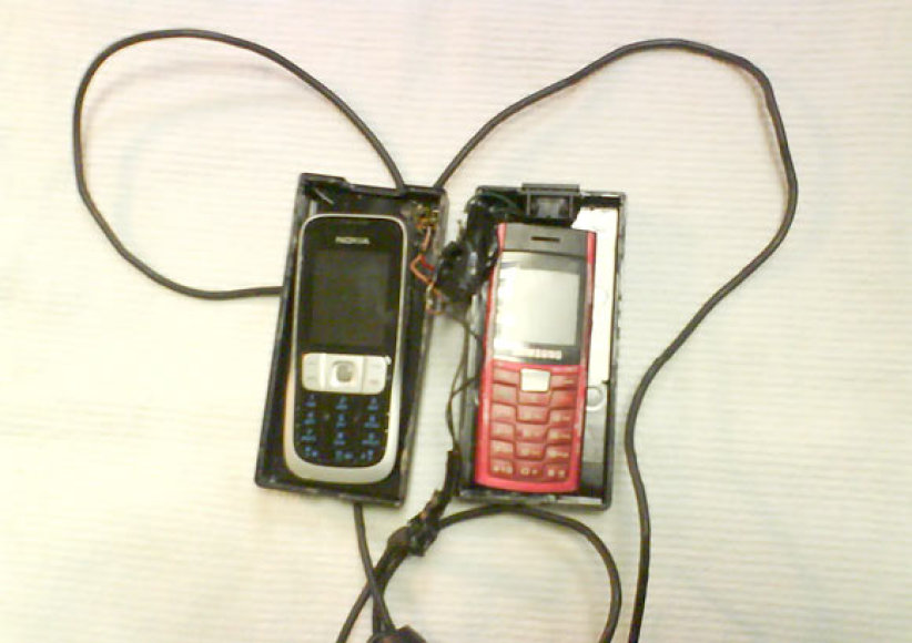 Sulaikyti telefonai