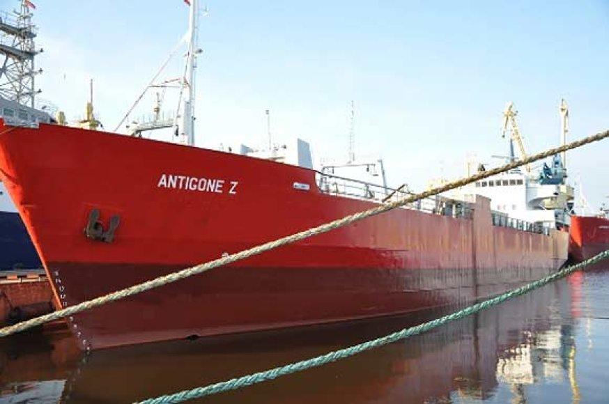 Antigone Z