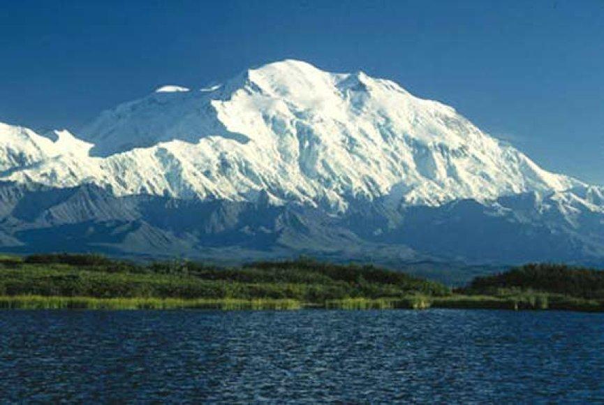 Aukščiausias amerikos kalnas