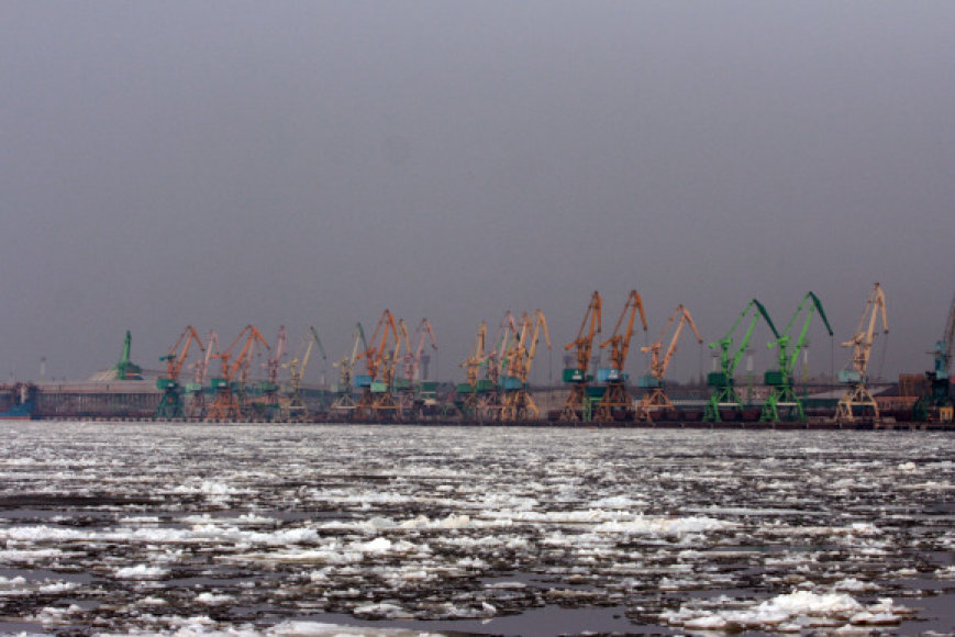 Ledai uoste