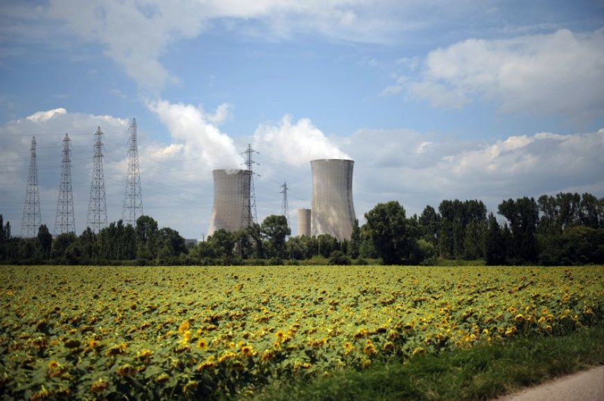 Branduolinės energijos kompleksas