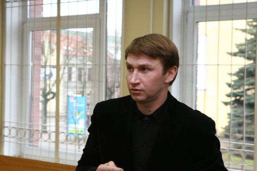 Teismas pripažino, kad R.Daržinskas diskreditavo prokuroro vardą.
