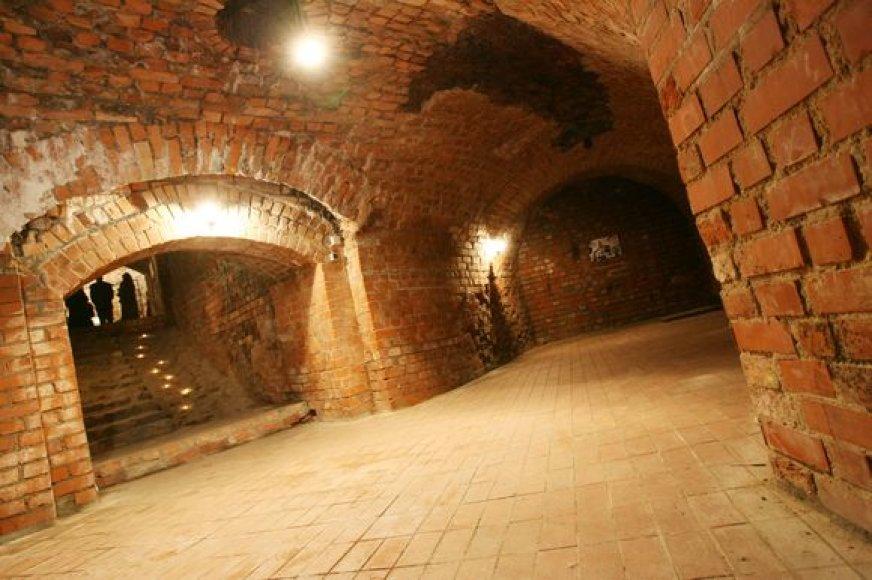 Norintieji aplankyti Kauno pilį privalo paskubėti - po rekonstrukcijos pastatas gerokai pasikeis.