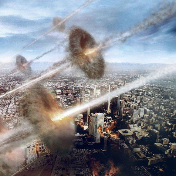 """Net 100 milijonų dolerių kainavęs nepakartojamų specialiųjų efektų veiksmo filmas """"Pasaulinė invazija: mūšis dėl Los Andželo"""" kino teatruose jau nuo kovo 11 dienos."""