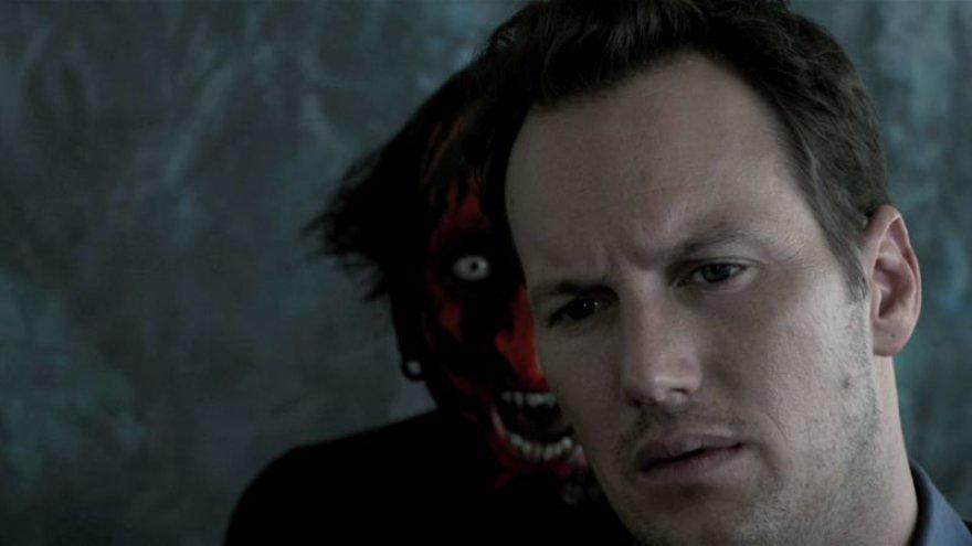 """Siaubo filmo """"Tūnąs tamsoje"""" anonse – žiūrovų rekacijos."""