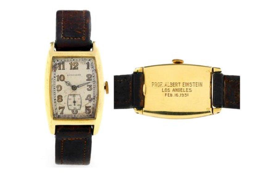 Alberto Einsteino laikrodis