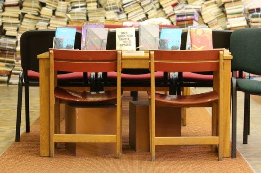 """Šį vakarą I.Simonaitytės viešoji biblioteka kviečia į tradicinį renginį """"Novelės ruduo""""."""