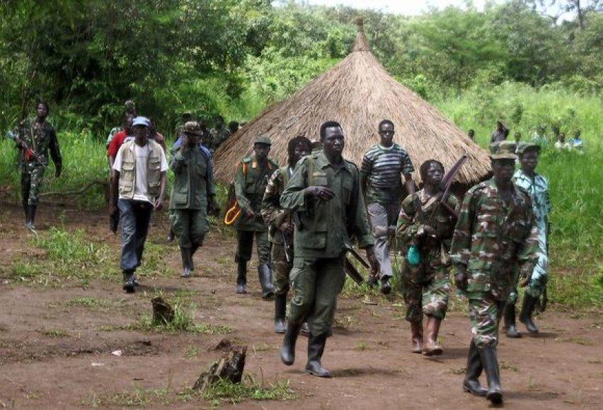 Ugandos sukilėliai