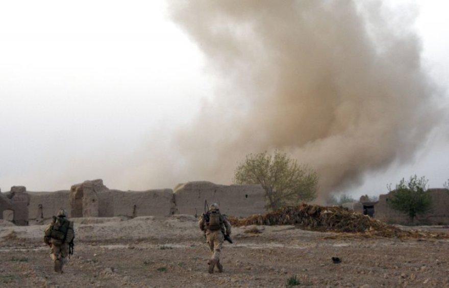 Afganistane žuvo karys