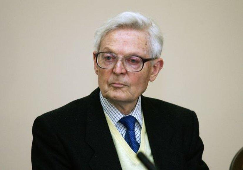 Leonardui Saukai atiteko Baltijos Asamblėjos mokslo premija.