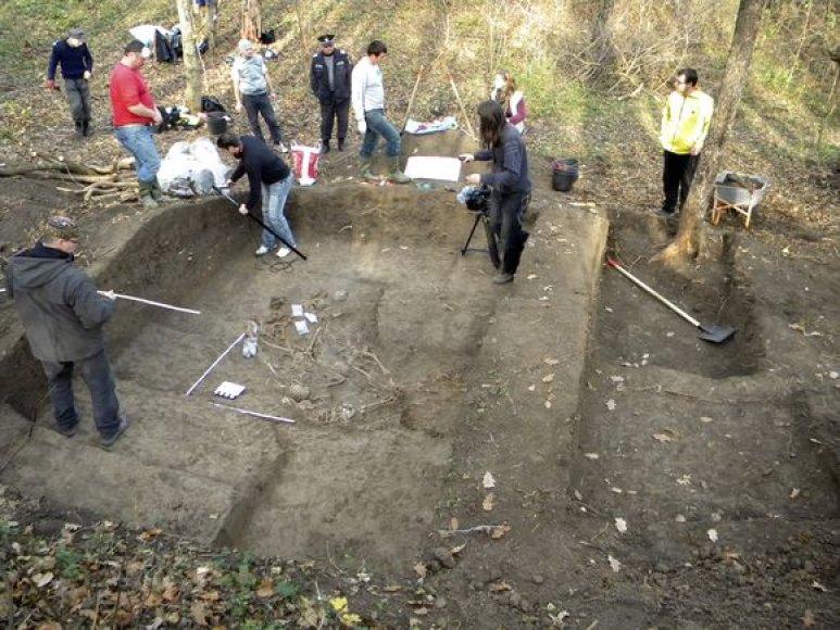 Mokslininkų teigimu, masinėje kapavietėje gali būti palaidota maždaug 100 Holokausto aukų.