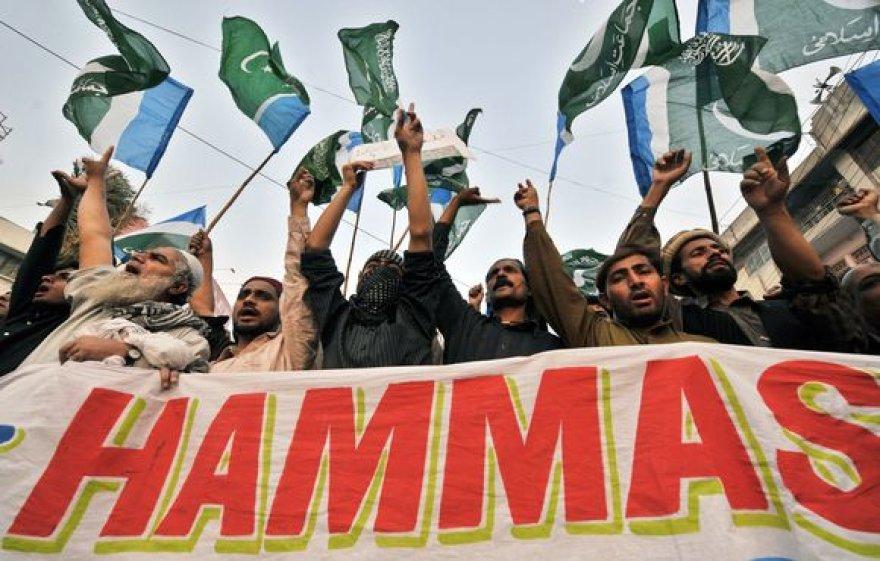 """""""Hamas"""" šalininkai"""
