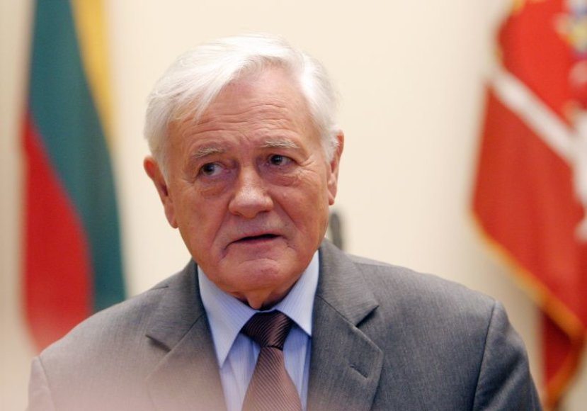 Prezidentas V.Adamkus