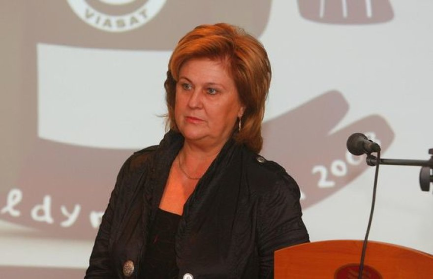 Vaiko teisių apsaugos kontrolierė R. Šalaševičiūtė