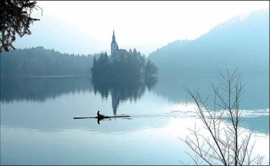 Slovėnijoje ežerų nedaug, tačiau kiekvienas yra ypatingas.
