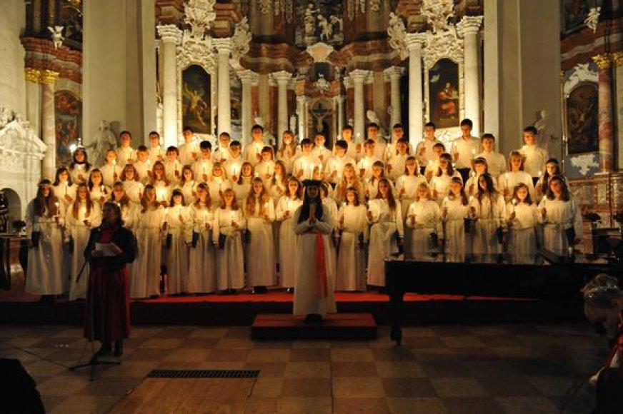 Minima Šv. Liucijos diena
