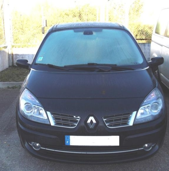 """Renault Megane Scenic"""