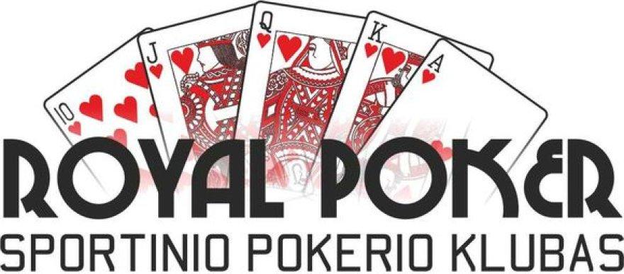wild poker sportinio pokerio klubas
