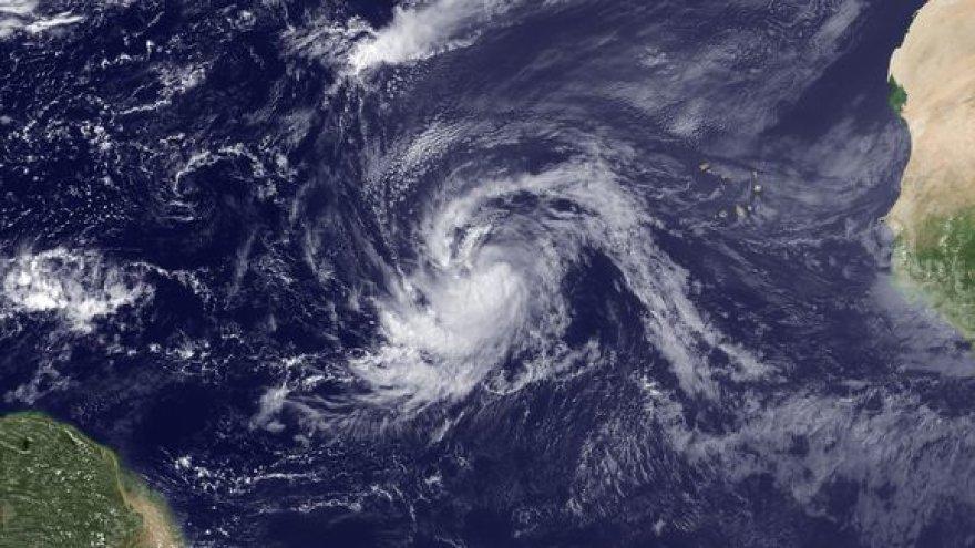 Uraganas Katia