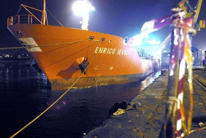 """Laivas """"Enrico Ievoli"""""""