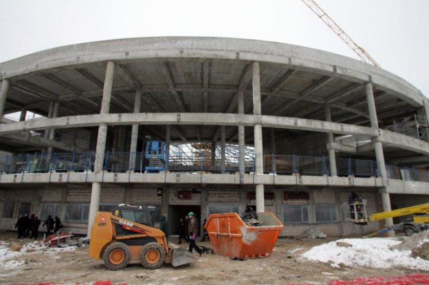 Butų statyba Lietuvoje išaugo 46 procentais