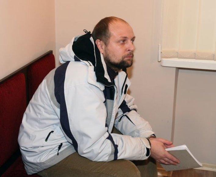 Vilniaus miesto tarybos narys Gintaras Kazakas
