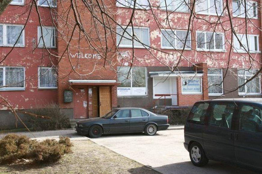 23-ejų metų klaipėdietė kūdikį pagimdė tiesiog Debreceno gatvėje.