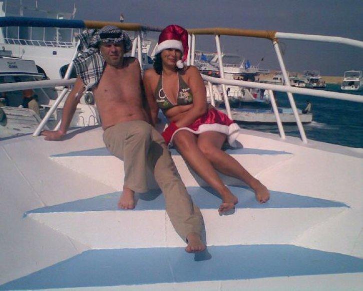 Bikini porelė Aldona ir Alius