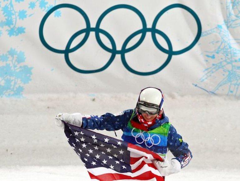Olimpinės žiemos žaidynės Vankuveryje