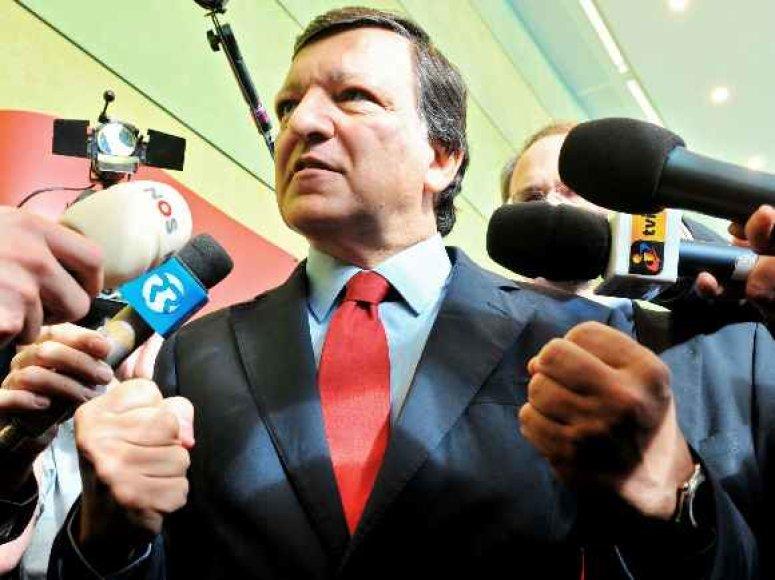 Europos Komisijos pirmininkas Jose Manuelis Barroso