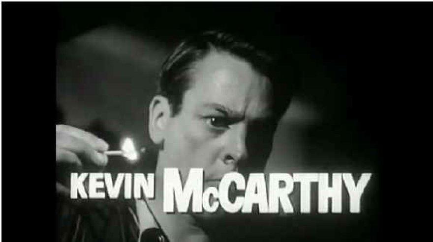 Mirė amerikietis aktorius Kevinas McCarthy