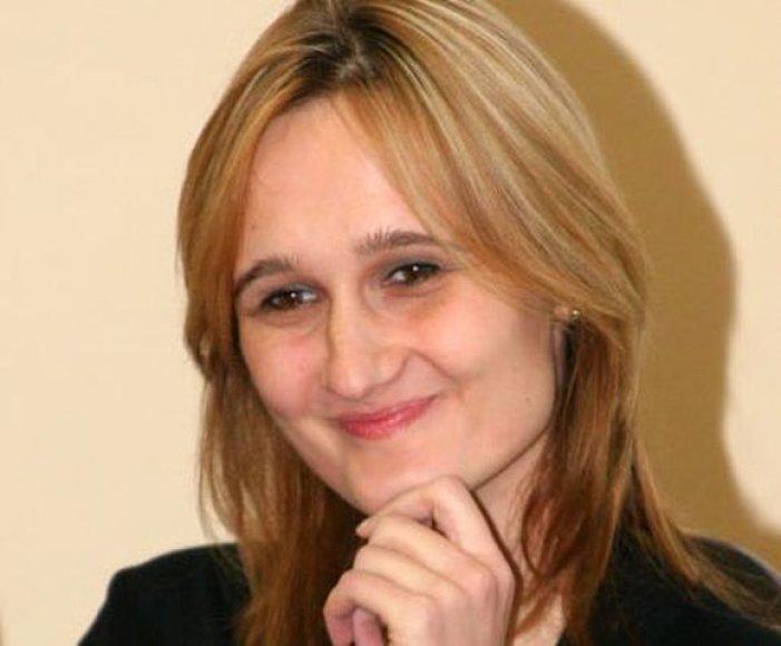 Pajėgiausia Lietuvos šachmatininkė Viktorija Čmilytė