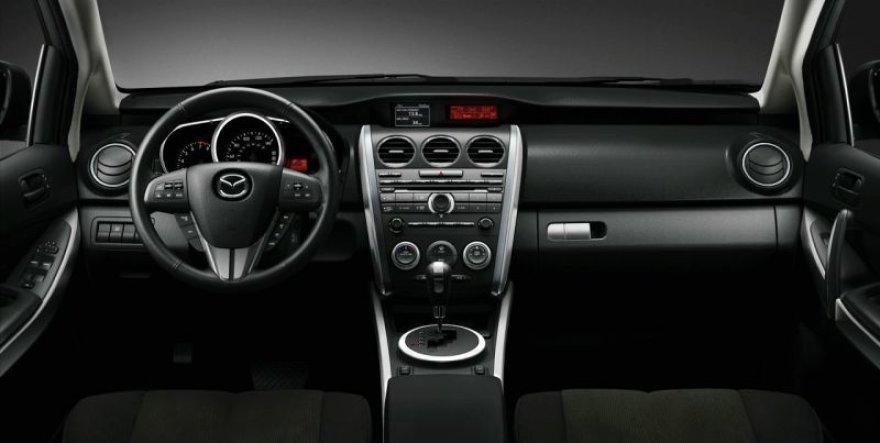 """""""Mazda CX-7""""  automatine pavarų dėže"""