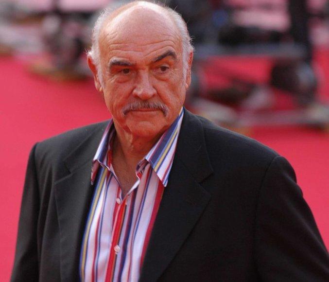 Aktorius Seanas Connery