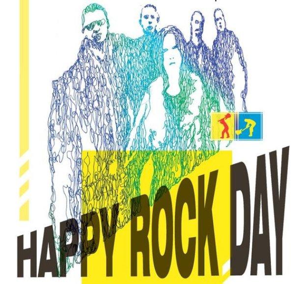 """Renginys """"Happy Rock Day"""""""