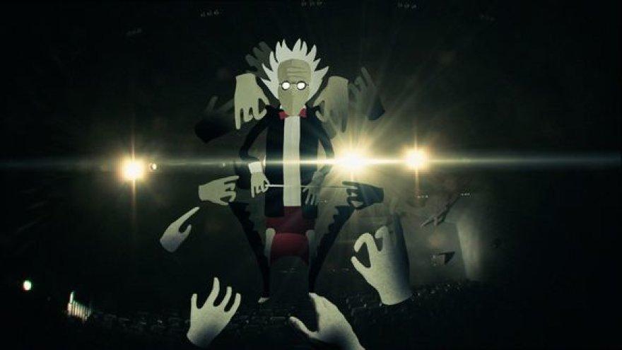 "Grupės ""Freaks On Floor"" vaizdo klipo fragmentas"