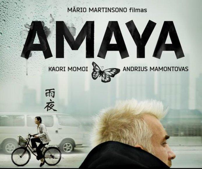 "Filmo ""Amaya"" antras plakatas"