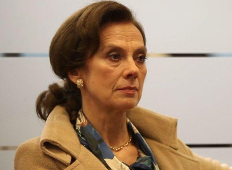 Aktorė Virginija Kochanskytė