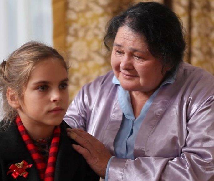 """Aktorė Agnė Gregorauskaitė vaidina seriale """"Pavogta laimė"""""""